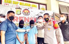 Pengumuman, IF dan FP Sudah Tertangkap - JPNN.com