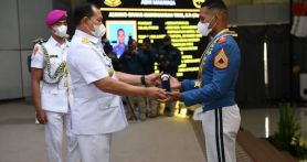 Hebat, Putra Asal Papua Raih Adhi Makayasa AAL 2021