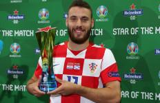 Bukan Luka Modric, UEFA Lebih Pilih Nikola Vlasic Sebagai Pemain Terbaik Kroasia vs Skotlandia - JPNN.com