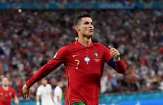 Portugal vs Prancis Imbang, Ronaldo dan Benzema Saling Balas Gol - JPNN.com