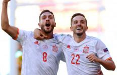 Spanyol Menang Besar, Tetapi Cuma jadi Nomor 2 - JPNN.com