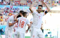 Ini Dia Bintang Pertandingan Slovakia Vs Spanyol, Akurasi Operannya Luar Biasa - JPNN.com