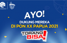 Panitia PB PON XX Papua 2021 Gencar Lakukan Sosialisasi - JPNN.com