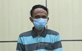 Pelaku Pembakaran Pos Penyekatan Suramadu Diciduk Polda Jatim, Tampangnya Bikin Gemas- JPNN.com Jatim