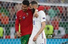 Karim Benzema Doakan Ronaldo Pertahankan Gelar EURO - JPNN.com