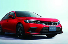 Sah! Honda Civic Hatchback 2021 Mengaspal, Hati-Hati Tergoda - JPNN.com