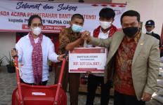 Kemensos Salurkan Bantuan ATENSI Bagi Penyandang Disabilitas di Sumatera Utara - JPNN.com