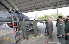 Hebat ya Fasilitas Latihan TNI AU ini - JPNN.com