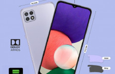 Samsung Galaxy A22 5G Meluncur di Indonesia, Ini Spesifikasi dan Harganya - JPNN.com