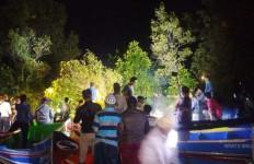 Detik-Detik Tumiran Hilang Diseret Buaya ke Dalam Sungai - JPNN.com