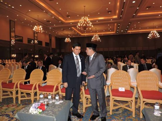 Menteri PANRB Hadiri Acara Laporan Tahunan 2015 Mahkamah Agung RI
