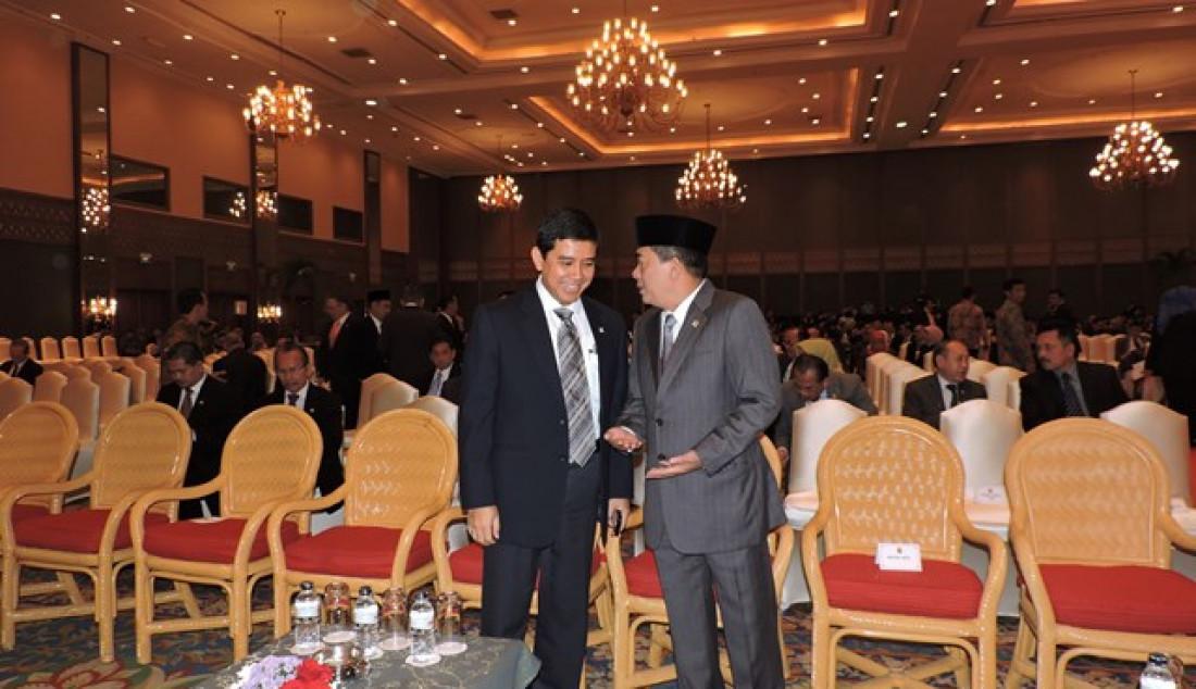 Menteri PANRB Hadiri Acara Laporan Tahunan 2015 Mahkamah Agung RI - JPNN.com