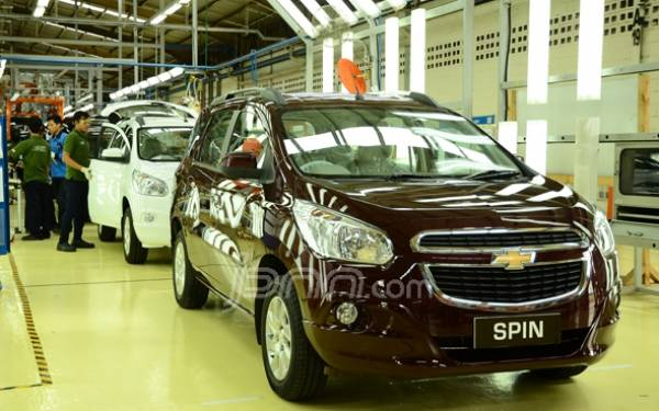 Chevrolet Resmi Setop Penjualan di Indonesia - JPNN.com