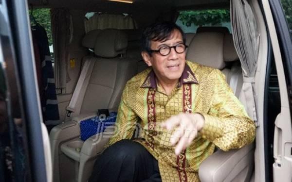 Respons Menkumham Yasonna Soal Anaknya Jadi Saksi di KPK - JPNN.com