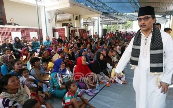 Adhyaksa Blakblakan Soal HTI di Depan Jokowi - JPNN.com