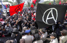 May Day, Ini 14 Tuntutan Buruh ke Presiden Jokowi - JPNN.com
