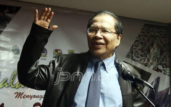 Tiba-tiba Rizal Ramli Cerita Dialognya dengan Megawati - JPNN.com