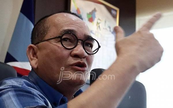 Respons Ruhut Sitompul soal Isu Mahar Rp500 M dalam Pemilihan Calon Menteri - JPNN.com