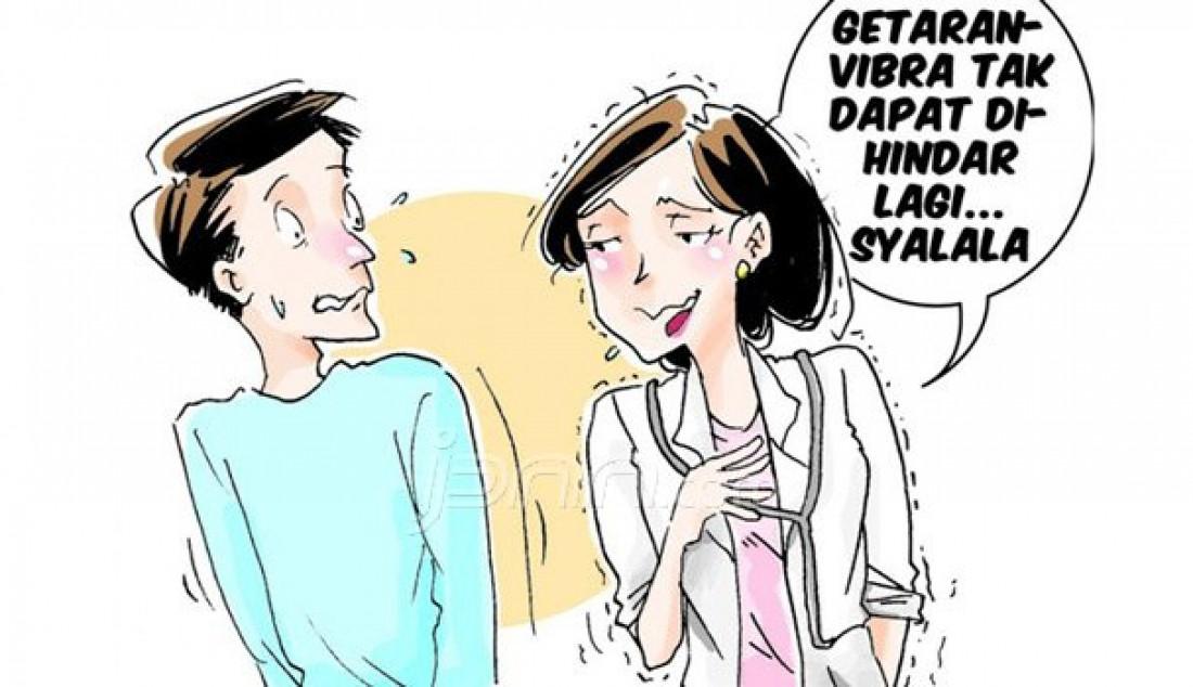 Donwori Tak Berdaya, Karin Lebih Jagokan Vibratornya - JPNN.com