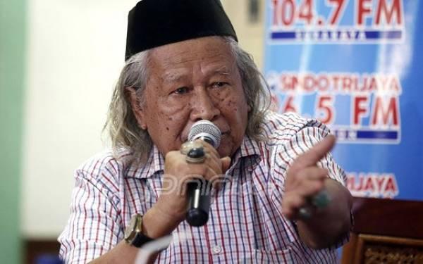 Engkong Ridwan Sebut Prabowo Sudah Berjodoh dengan Jabatan Presiden - JPNN.com