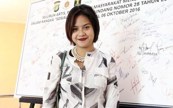 Mytha Lestari Kesal Dituding Hamil Sebelum Nikah - JPNN.com