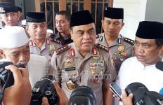 Wakapolri Komjen Syafruddin Pimpin Pantuhkhir Calon Taruna Akpol 2017 - JPNN.com