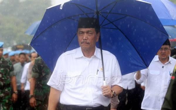 Luhut Panjaitan: Tenang-Tenanglah, Nurut Saja Sama Pak Prabowo - JPNN.com