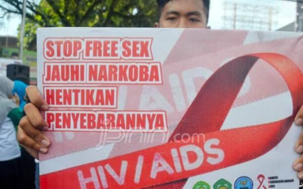 Ratusan Penderita HIV AIDS Baru Mulai Bermunculan, Ada yang Masih Balita - JPNN.com