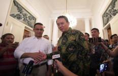 Sori, Ahok Merasa Tak Butuh Tim Transisi Anies-Sandi - JPNN.com