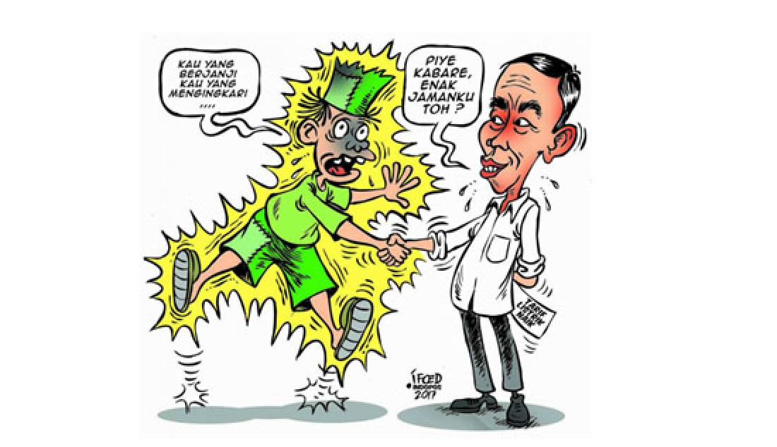 Langkah pemerintahan Presiden Joko Widodo (Jokowi) menaikkan tarif dasar listrik (TDL) bagi pelanggan 900 volt ampere (VA) yang tidak mendapatkan subsidi listrik, disusul rencana mencabut subsidi 450 VA mendapat kecaman dari kalangan legislator. Foto: Ifoed/INDOPOS - JPNN.com