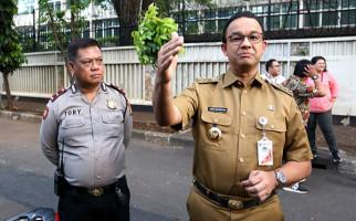 Pernyataan Gubernur Anies soal Wagub DKI di Lokasi Nikah Massal - JPNN.com