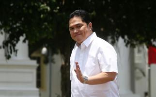 Ketimbang Moeldoko Atau Idham Azis, Erick Thohir Dianggap Lebih Pas Gantikan Wiranto - JPNN.com