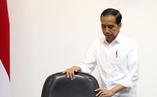 Jokowi Berbelasungkawa Atas Tragedi Lebanon, Pakai Bahasa Inggris - JPNN.com