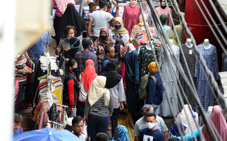 Bila Kerumunan di Tanah Abang Dibiarkan, Indonesia Bisa Seperti India - JPNN.com