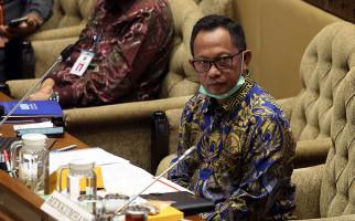 Pesan Khusus Mendagri Tito untuk 4 Pjs Gubernur - JPNN.com