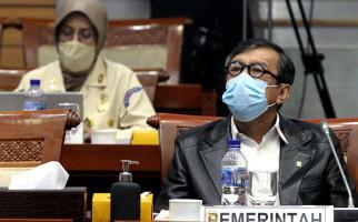 Yasonna Laoly Targetkan 70 Persen Satuan Kerja Raih Predikat WBK-WBBM - JPNN.com