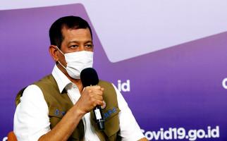 Doni Monardo Beberkan Angka Kesembuhan Pasien Covid-19 Dalam Satu Bulan Terakhir, Membanggakan! - JPNN.com