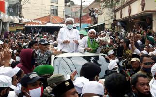 Ada Info Habib Rizieq Kabur dari RS, Polresta Bogor Langsung Bergerak - JPNN.com