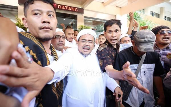 Kata Supriansa, Habib Rizieq Tak Perlu Risau - JPNN.com