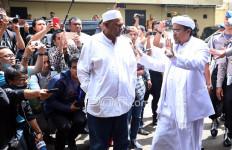 Ketika Habib Rizieq Shihab Bertemu Zakir Naik di Arab Saudi - JPNN.com