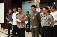 Pemerintah Punya Bukti Bubarkan HTI? Begini Jawaban Wiranto, Yasonna dan Tito - JPNN.com