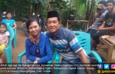 Jangan Cemburu Mblo, Gadis 18 Tahun Ini Lebih Memilih Kakek Sulaeman - JPNN.com