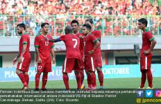 Luis Milla Senang Indonesia vs Fiji Imbang - JPNN.com
