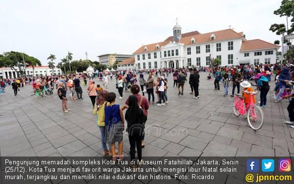 JMMSR 2019 Padukan Olahraga dan Edukasi Wisata Bersejarah di Jakarta - JPNN.com