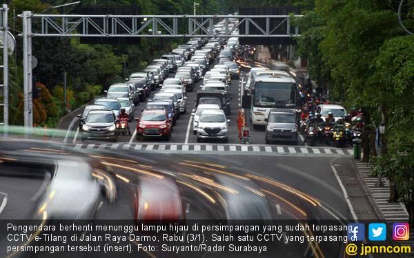 Perluasan Tilang Elektronik, Polda Metro Pasang 10 Kamera Supercanggih - JPNN.com