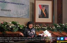 Menteri LHK Buktikan pada Internasional, Deforestasi Menurun - JPNN.com