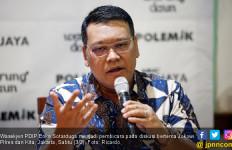 Cerita Bang Eriko soal Bung Adian Kolaps di Pesawat - JPNN.com