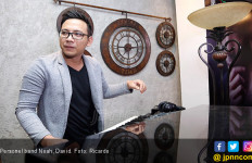 Baru 3 Bulan Menduda, David NOAH Siap Menikah Lagi - JPNN.com