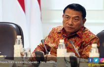 Cerita Pak Moeldoko soal Presiden Jokowi Hadapi Berbagai Masalah - JPNN.com