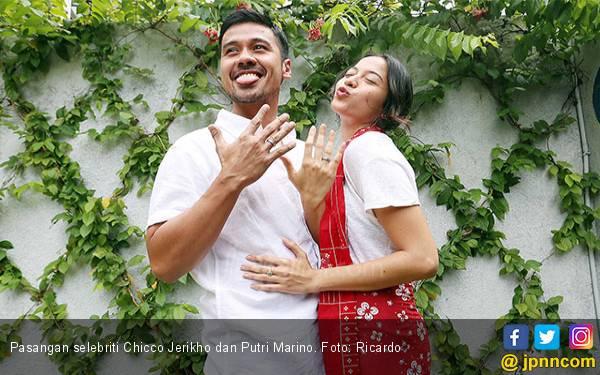 Alasan Chicco Jerikho dan Putri Marino Tak Pakai Baby Sitter - JPNN.com